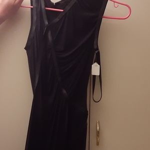 Alexander McQueen Bondage dress
